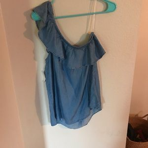 Old Navy NWT One Shoulder Top